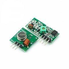 433MHz zender/ontvanger module