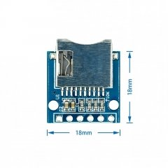 Mini SD TF Card Module