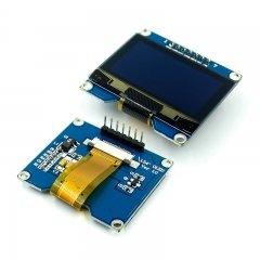 Mini OLED Geel Display 0.96 Inch 128x64 I2C