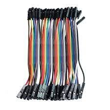 Dupont Kabel 10cm F/F