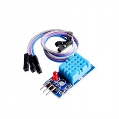 DHT11 Temperature and Humidity Module