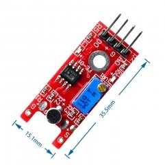 Microphone Sound Amplifier Module
