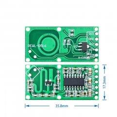 RCWL-0516 Microwave Radar Module