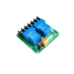 2 channel 30A 5V high and low level trigger relay