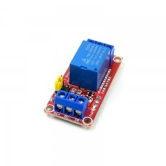 1 channel 5V relay optocoupler isolation Red board
