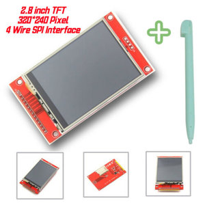 2.8 inch TFT LCD Touch Screen Display Module Board 320 x 240 Pixel SPI Interface